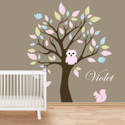 Декоративен стикер за детска стая