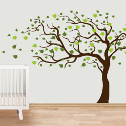Декоративен стикер за стена
