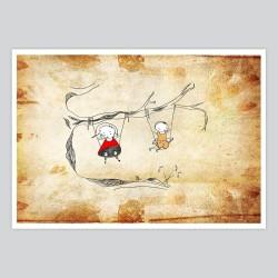Картина за детска стая