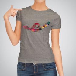 Тениски с щампа за жени