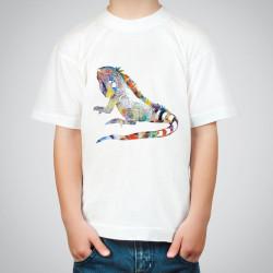 Щамповани тениски за деца