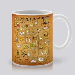 Сутрешната чаша кафе или чай става още по-приятна, с дизайнерската ни керамична чаша с щампа Спомени.