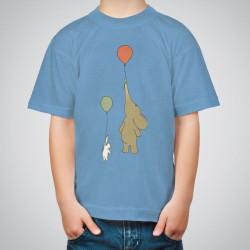 Детска тениска с принт