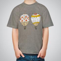 Тениски с щампа за деца