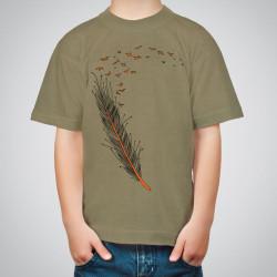Детски тениски с щампа