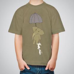 Тениски за дете с щампа