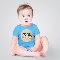 Бебешко боди с щампа