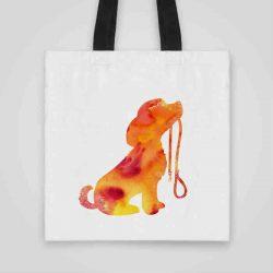 Дизайнерска чанта от плат Пале се шие индивидуално за вас - лека, сгъваема, разпознаваема дамска чанта или удобна чанта за пазар.