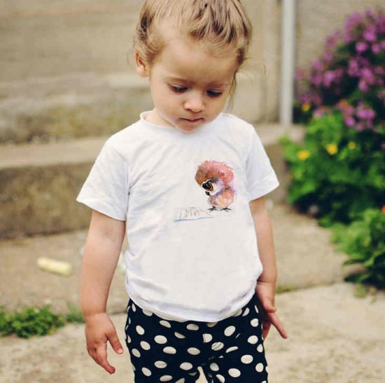 Детска тениска Бухалче е изработена от висококачествен памук и последно поколение технология на печат. Можете да изберете тениска с принт по ваш вкус от от различните ни тематични серии.