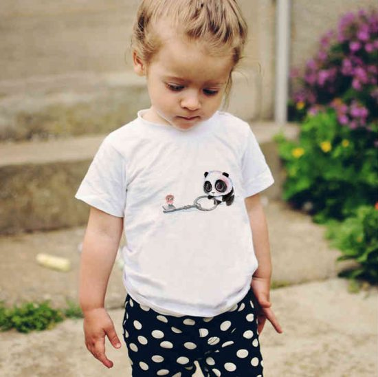 Детска тениска Ключът е изработена от висококачествен памук и последно поколение технология на печат. Можете да изберете тениска с принт по ваш вкус от от различните ни тематични серии.