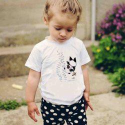 Детска тениска Панда под Вода е изработена от висококачествен памук и последно поколение технология на печат. Можете да изберете тениска с принт по ваш вкус от от различните ни тематични серии.