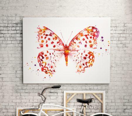 Арт принт Пеперуда
