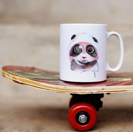 Чаша Малка панда