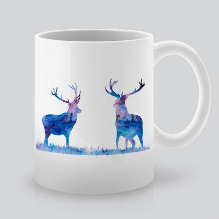 Чаша с щампа Елени