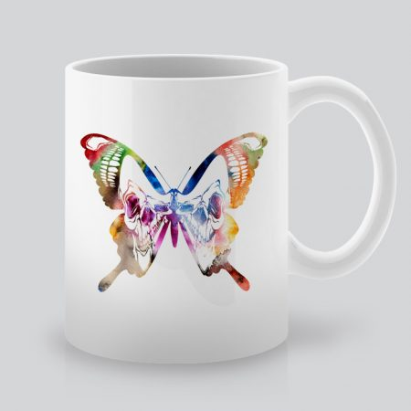 Чаша Пеперуда-череп
