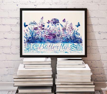 Картина Пролетна градина
