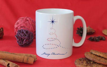 Празнична чаша Коледна магия